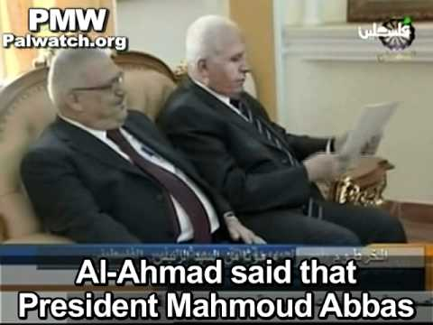 Palestinian Authority Chairman Abbas supports Sudanese president accused of Darfur genocide
