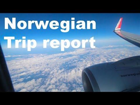 TRIP REPORT. Norwegian Air Shuttle, Malmö-Stockholm