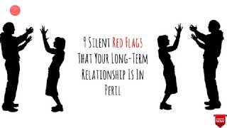 9 Silent Red Flags That Your Long-Term Relationship Is In Peril | Rules Of Relationship