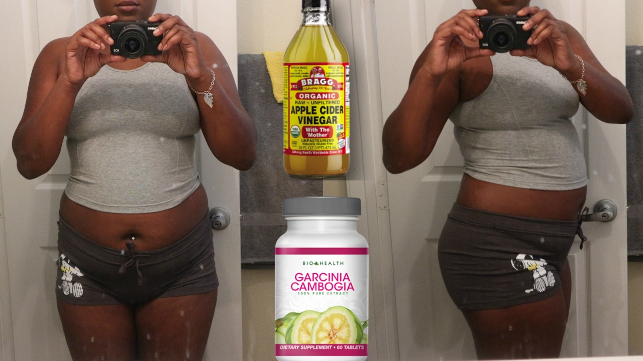 Garcinia Cambogia And Apple Cider Vinegar Diet Day 1 Youtube