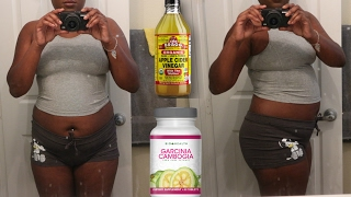 Garcinia Cambogia and Apple Cider Vinegar Diet: Day 1