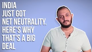 India Just Got Net Neutrality, Here's Why That's A Big Deal
