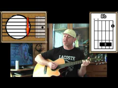 It's Still Rock And Roll To Me - Billy Joel - Acoustic Guitar Lesson