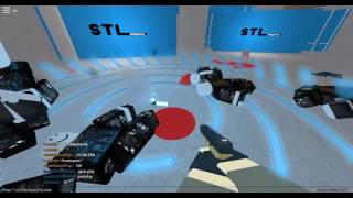 ROBLOX :V PLAYING WITH THE MONO SMZ LEVEL RAMBO