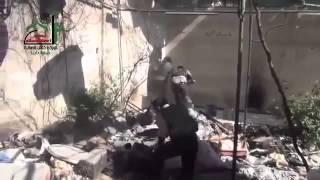 Сирия Ближний бой part1 16 07 2013
