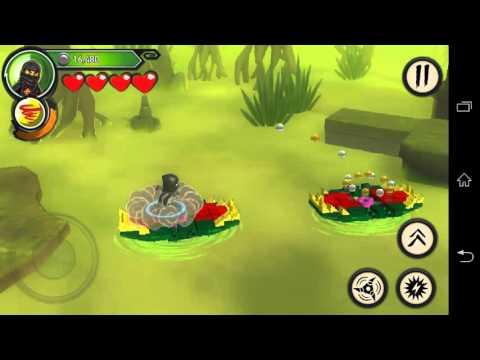Chơi game lego ninjago shadow of ronin chương 3 phần 1