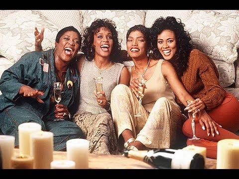 Waiting to Exhale Mvoie 1995 - Whitney Houston, Angela Bassett, Loretta Devine