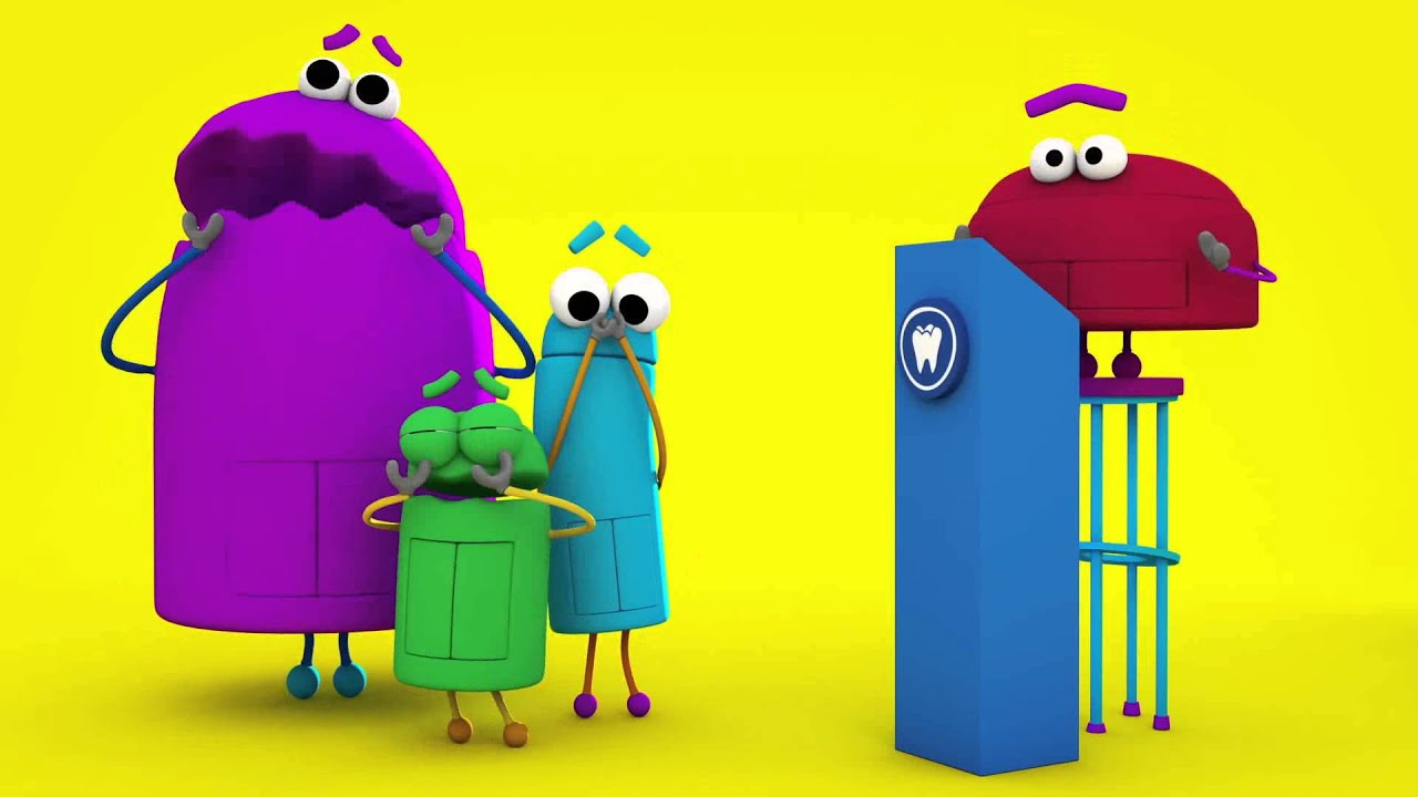 Songs About Behaviors By Storybots Brush Your Teeth