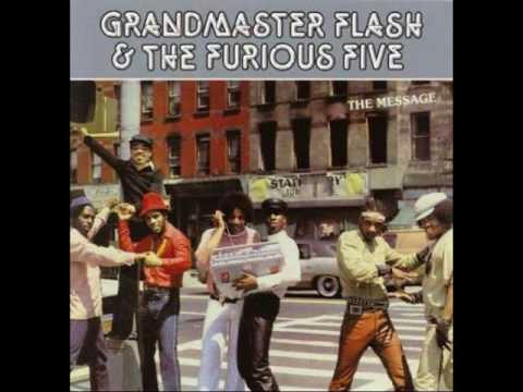Grandmaster flash & the furious five - Style