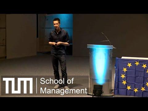 European Union Week - Europe and beyond: NacVis goes international - Dr. Felix Reinshagen