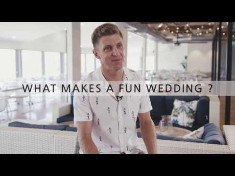 Benjamin Carlyle Celebrant - What makes a fun wedding