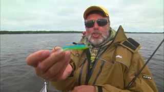 Triggering Deep Water Walleye