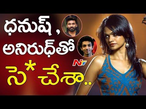 Singer #SuchitraKarthik Leak  Pics of...