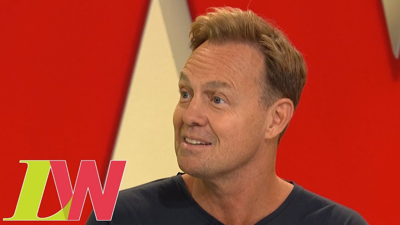 Jason Donovan Is Sceptical That Aliens Truly Exist | Loose Women