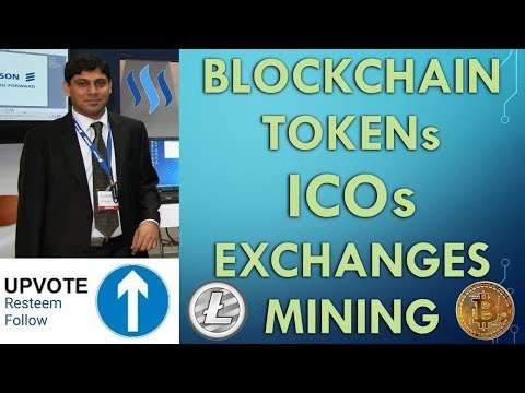 Crypto Token - SECURITY, BLOCKCHAIN, ICOs, EXCHANGES, MINING
