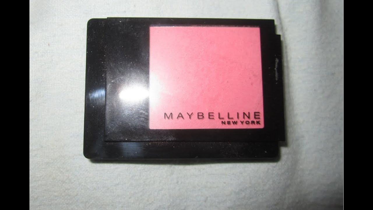 Review Recensione Blush Maybelline Newyork Facestudio
