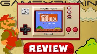 Game & Watch: Super Mario Bros. - REVIEW