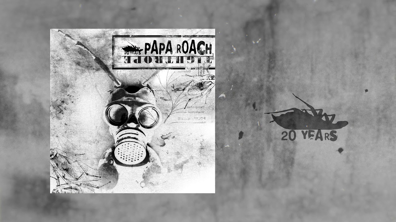 Papa Roach - Tightrope 2020 (Official Audio)
