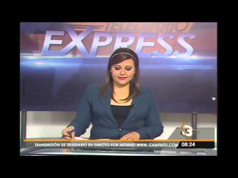 Telediario Express: Programa del 11 de Febrero de 2016