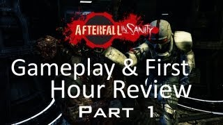 Afterfall Insanity Extended Edition PC Gameplay, Analysis and First 60 Minutes Review Part One