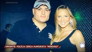 Polícia faz operação para realizar prisão do humorista Carlinhos \