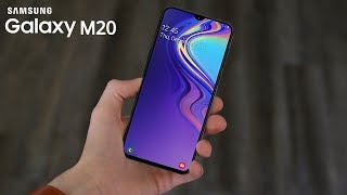 Galaxy M40 first look