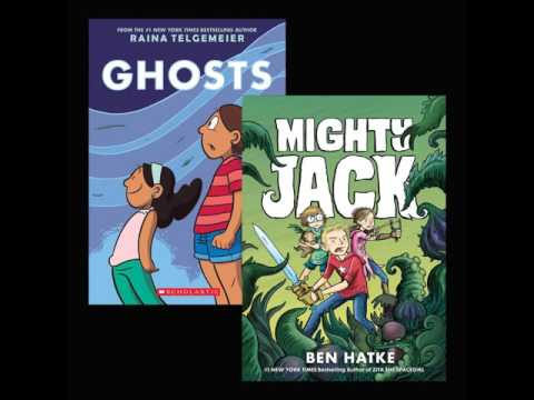 Young Readers: Reviews of Mighty Jack and Ghosts