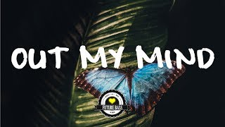 Tritonal ft. Riley Clemmons - Out My Mind (Lyric Video) | Medii & BEAUZ Remix