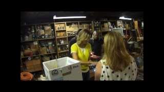 Good Morning America's Lara Spencer And David Dall Stop In For A Visit.wmv