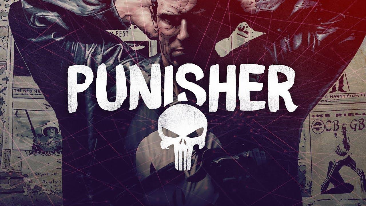 Mój ulubiony komiks z Punisherem