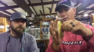 Baitman Live EP 21: New Strike King 1.5DD and Jake Lawrence KY Lake FLW Costa Champ!!