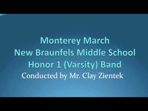 New Braunfels Middle School Honor 1 - 2009 UIL