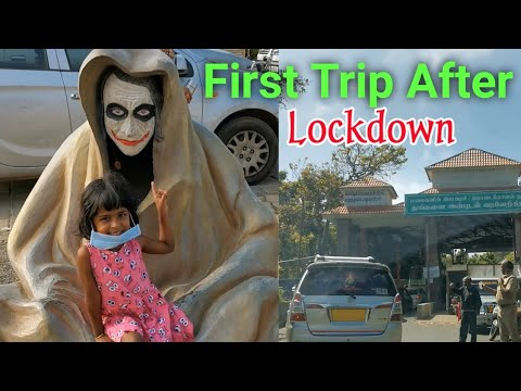 First Trip after lockdown | long travel preparation and journey – Day 1