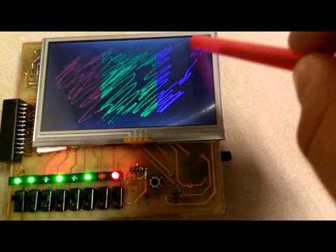 Spartan 6 Vmod TFT Digilent low cost clone Xilinx FPGA
