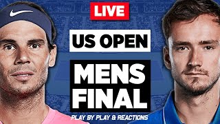 ? NADAL vs MEDVEDEV | US Open 2019