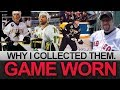 Collecting Sports Jerseys.. My HOLY GRAIL Of Game Worn Authentic Sports Jerseys | STORYTIME