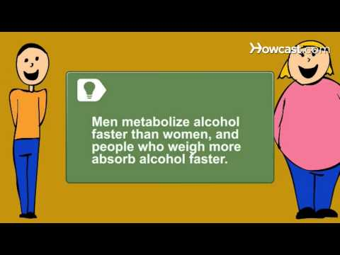 How To Calculate Blood Alcohol Level Youtube