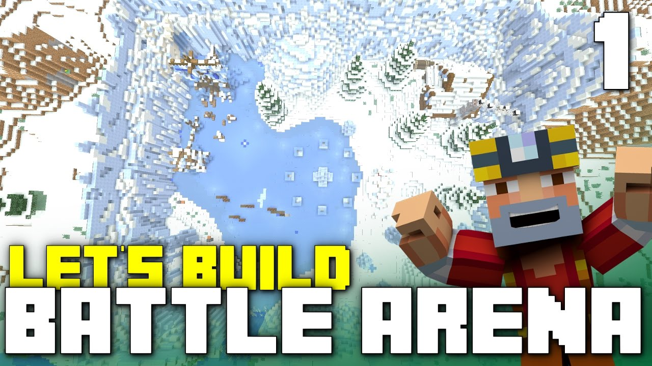 how to play build battle on minecraft xbox one