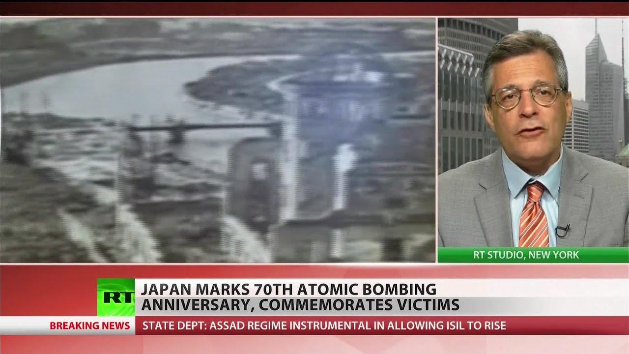 atomic bombing on japan essay