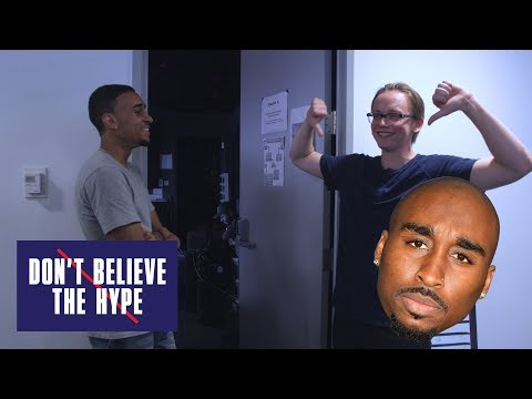 The Tupac Movie, 'All Eyez On Me'| Dont Believe The Hype