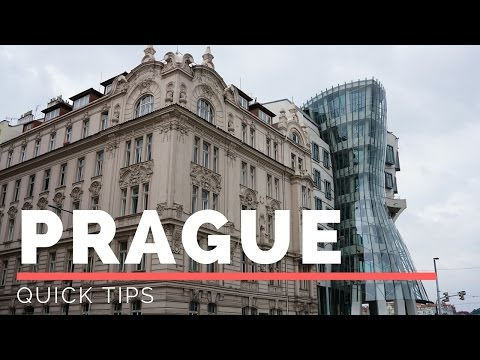 Tips for Prague, Czech Republic
