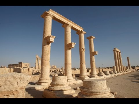 What does ISIS control mean for the people of Palmyra?