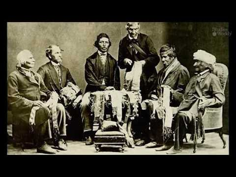 The Iroquois League of Nations