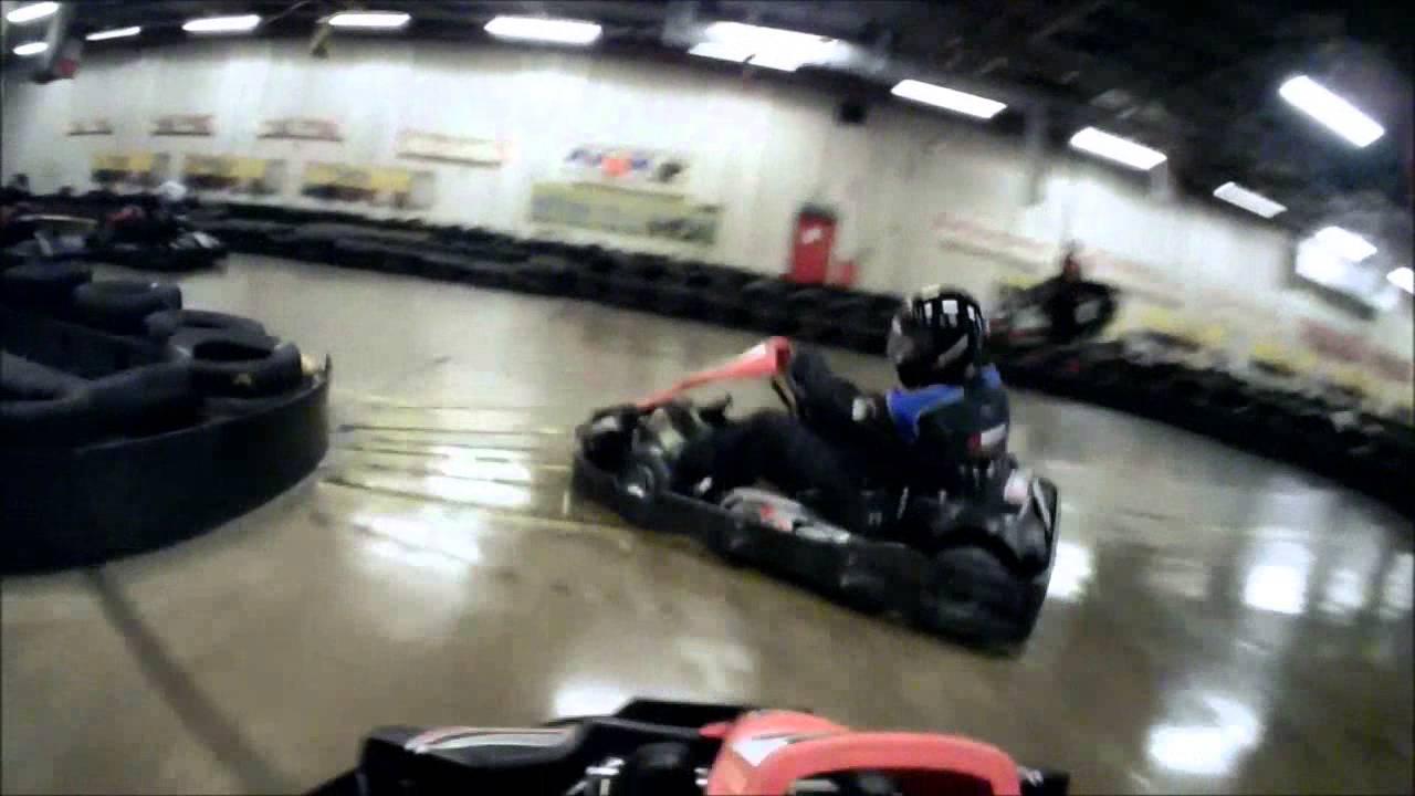 Avonmouth karting