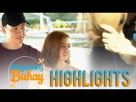 Magandang Buhay: Sue and Arjo tries cow milking