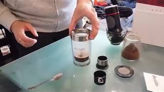 Barsetto Espresso Capsule and Coffee Powder Hand Pressed Coffee Maker(, 2018-04-30T21:00:59.000Z)