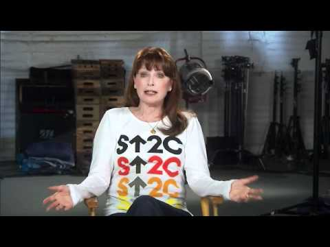 Marcia Strassman Stands Up To Cancer