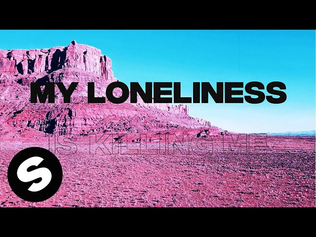 71 Digits - My Loneliness (Official Lyric Video)