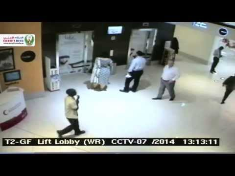 Murder in Abu Dhabi Mall