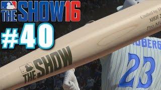 BRADLEY COOPER WITNESSES HISTORY! | MLB The Show 16 | Diamond Dynasty #40